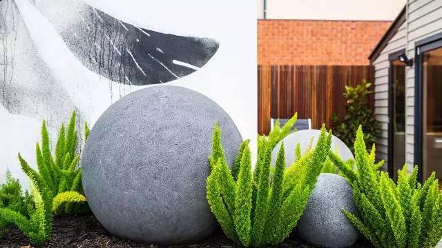 赶紧收藏!21个最美现代风格庭院设计案例_14