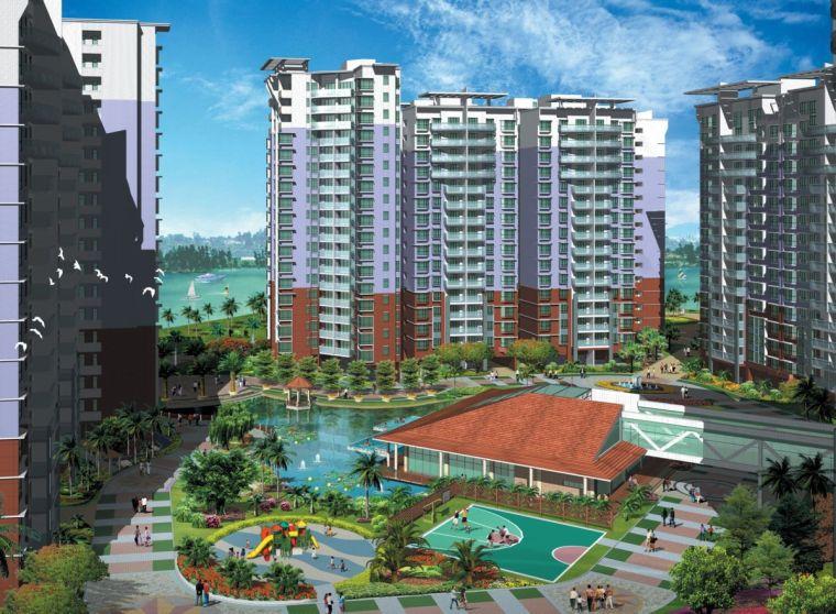 广州市住宅小区给排水安装工程施工方案范例