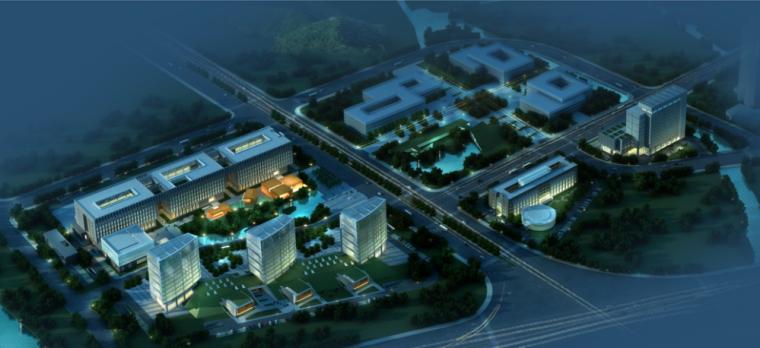 苏州高新区行政中心建筑设计方案文本