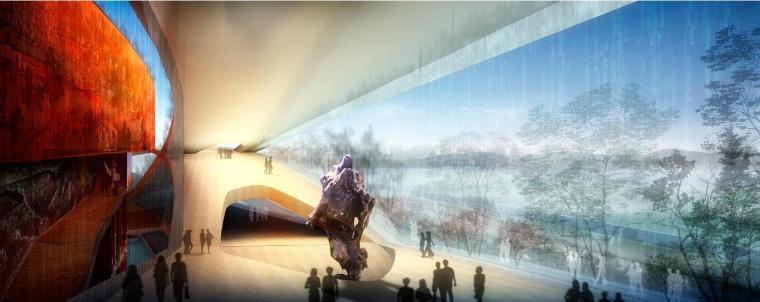 上海世博国家馆建筑方案设计JPG+31页