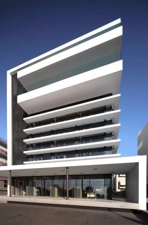 建筑造型欣赏-横向关系30例_4