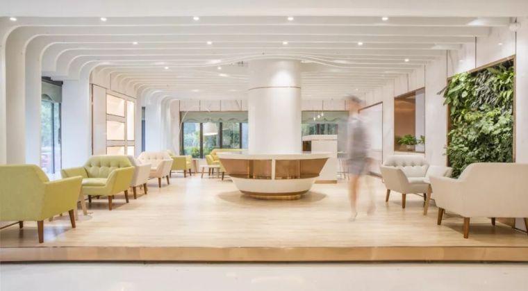 这样的咖啡厅设计,我可以坐一天!!