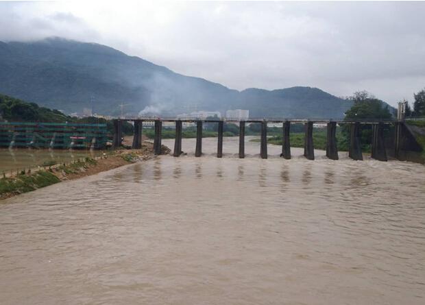水闸改扩建工程EPC总承包项目防洪度汛方案和应急预案