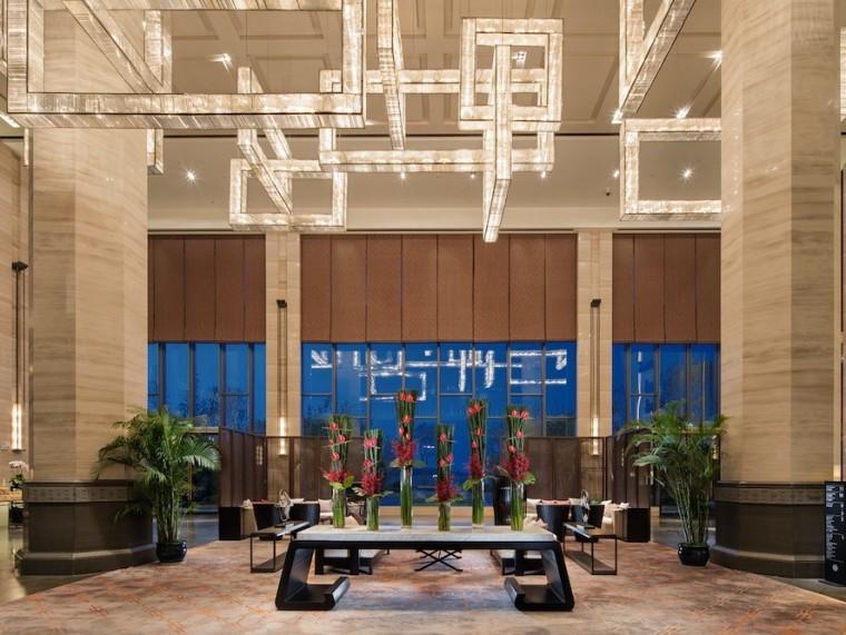 [合肥]万达铂尔曼酒店概念设计方案——金螳螂设计