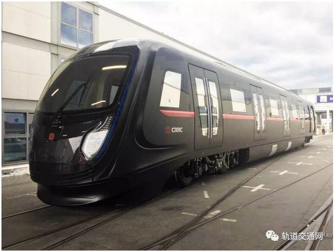 中国中车:新一代碳纤维地铁车辆全球发布!_17