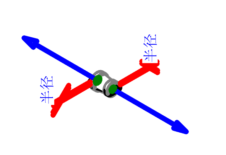 bim族庫-revit族文件-鍍鋅-同心變徑管接頭-螺紋絲接