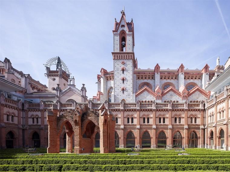 西班牙科米利亚斯主教大学神学院