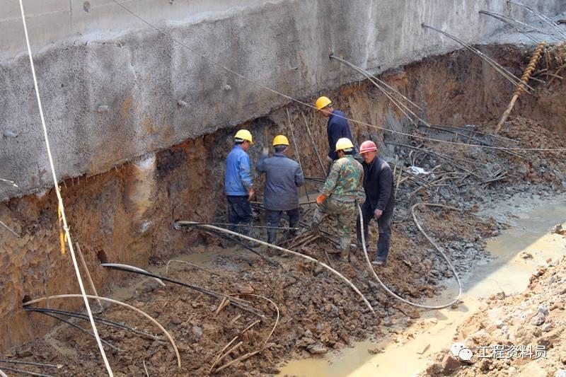 各种桩基础施工验收资料、基坑支护验收资料_6