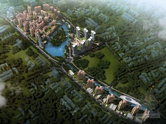 [云南]现代风格城市综合体设计方案文本