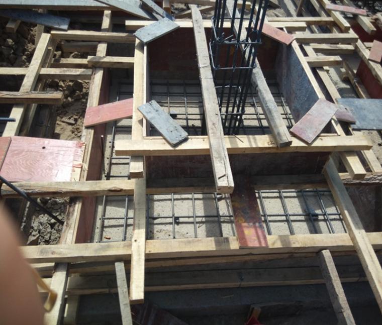 框架结构商业街综合工程施工组织设计(123页)