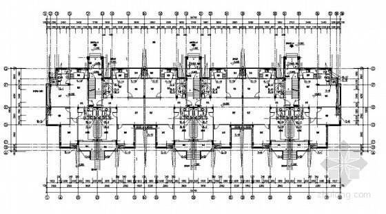 [浙江]住宅大院群体建筑给排水全套施工图(288张)