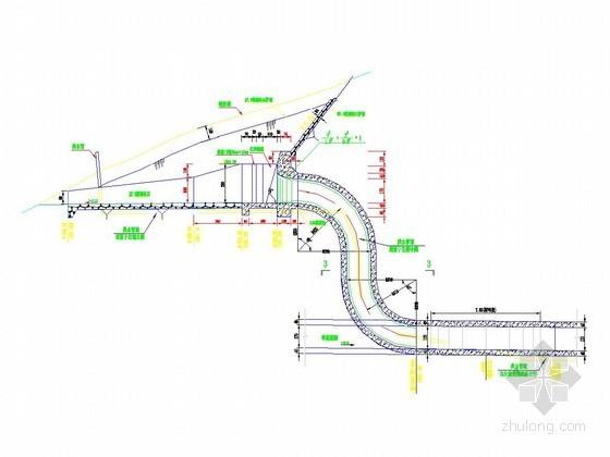 [云南]小(一)型水库导流输水隧洞施工图