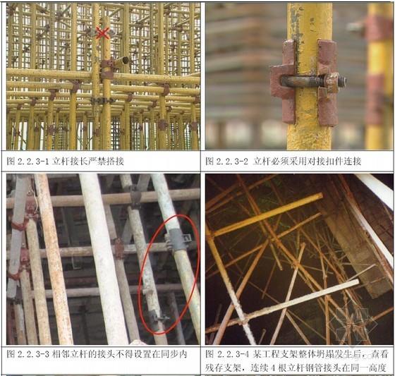 建筑工程高大模板支撑体系施工实用手册