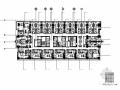 [四川]世纪广场现代五星级大酒店客房室内装修施工图(含高清效果图)