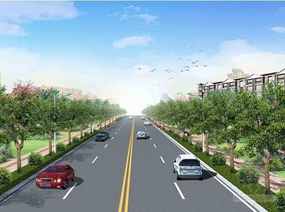 [重慶]市政道路工程量清單計價實例(土方 道路 排水)