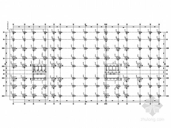 [广东]28层框支剪力墙结构商住楼结构施工图