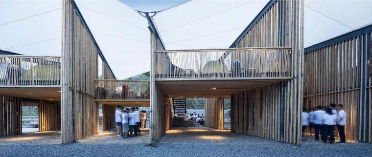 已荒废的乡村小学,改造成了最美乡村图书馆
