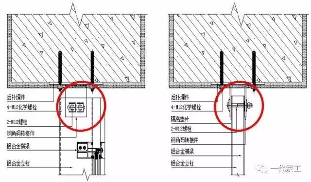 31个幕墙常见施工质量问题汇总,找你需要的~_24