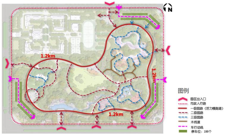 [河北]固安海德公园景观概念方案设计_6