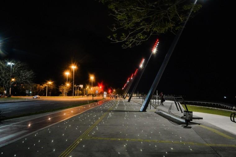 巴西GuaíbaOrla城市公园-19