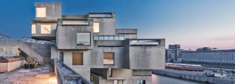 加拿大,蒙特利尔,Habitat67改造/萨夫迪建筑事务所