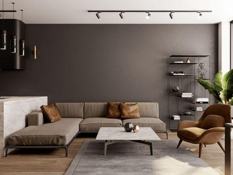 朴实无华的简约公寓, 却是最有质感的设计