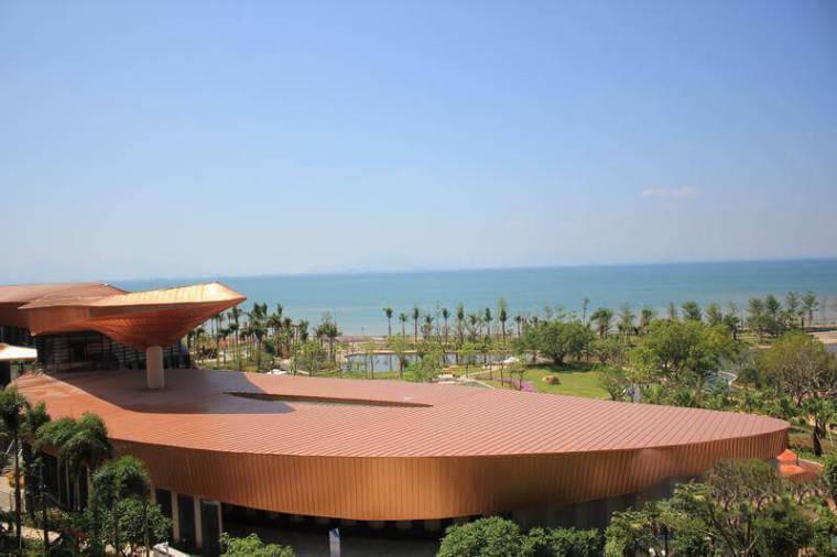 中海元屿海?位于惠州市惠东县巽寮滨海旅游度假区