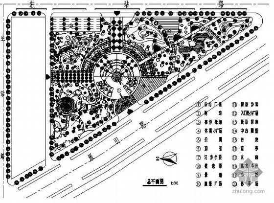 滨水公园景观设计_30