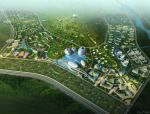 [内蒙古]高层低碳多功能教育培训基地建筑设计方案文本