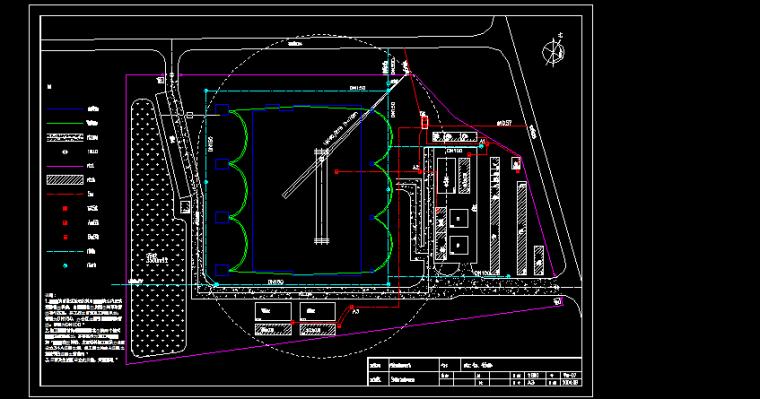 援萨摩亚游泳馆工程施工组织设计(共660页,施工图)