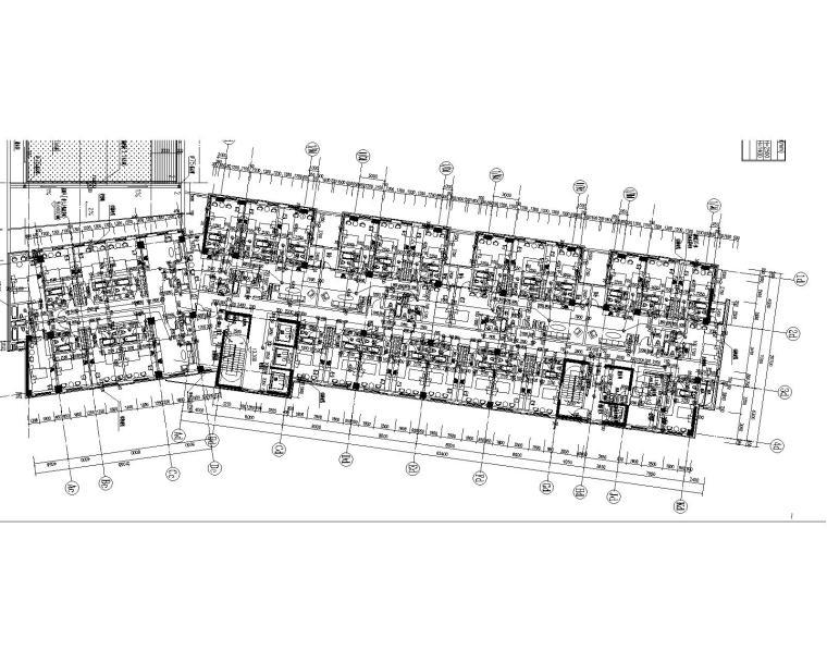 [上海]某教育建筑电气施工图(含消防、广播及自控等图纸)