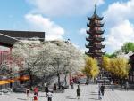 [浙江]城市绿轴人文特色生态道路街区景观设计方案(2017最新)