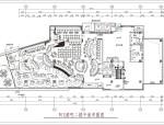 wix酒吧CAD室内设计施工图(含效果图)