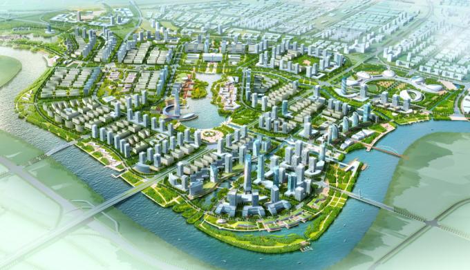 [浙江]综合型滨江生态水岸低碳创新产业城市规划设计方案(2017最新)_7