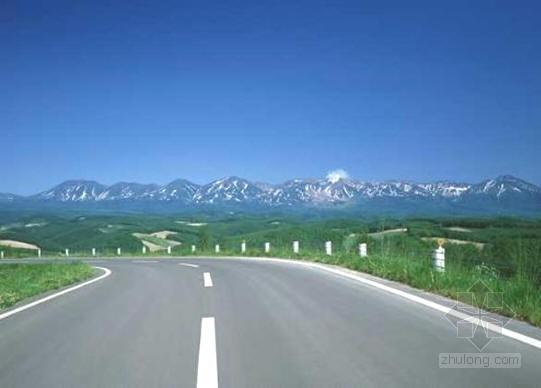 [新疆]道路工程施工组织设计(投标)