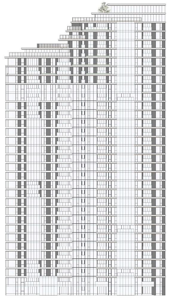 上海中信泰富集团大楼居民区的改造-1 (25)