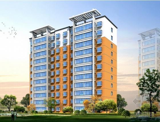 [山东]住宅楼及别墅建筑安装工程量清单计价实例(施工总承包合同 地下室)