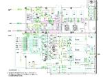 五星级酒店空调机房系统及平面图