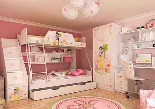 充满童趣的儿童房 走进Baby的世界