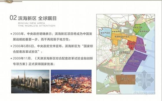 房地产金融区产品规划与前期策划(图文丰富)