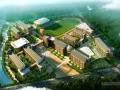 [江西]现代风格重点高中校园规划及单体建筑设计方案文本