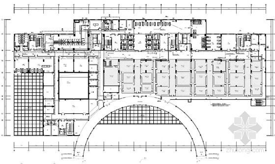 [江苏]二十一层医院病房楼给排水施工图