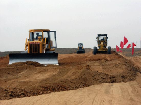 市政道路建设简要流程及规划