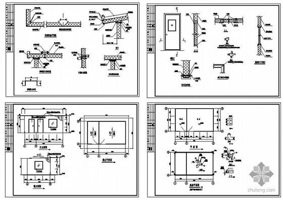某活动房设计图纸