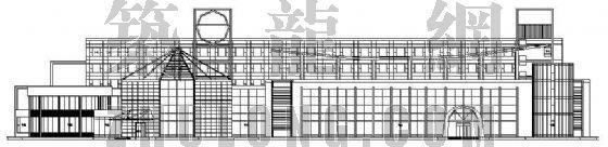 某接待中心建筑设计方案