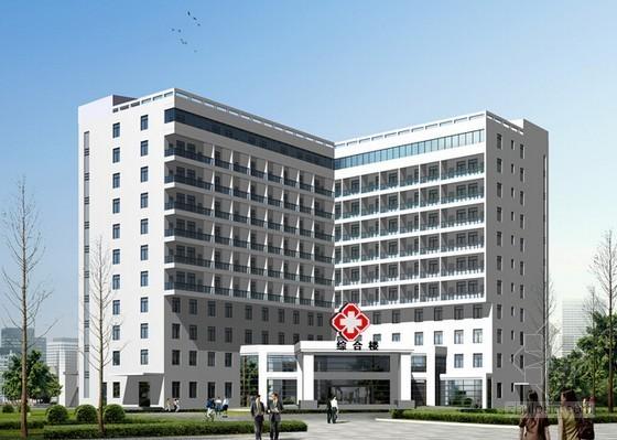 [甘肃]医院综合楼建筑安装工程造价指标分析(2014年)