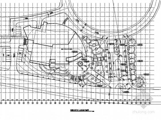 [长沙]别墅会所及入口景观设计施工图