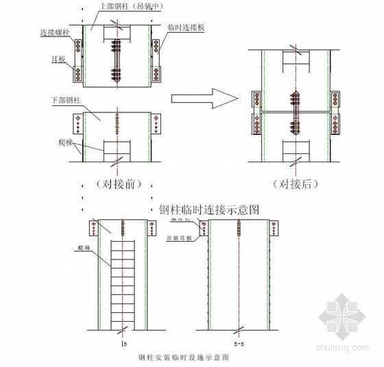 [江苏]超高层钢结构施工方案