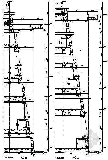 墙体节点构造详图