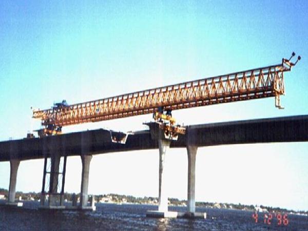桥梁预制节段拼装砼梁体施工技术